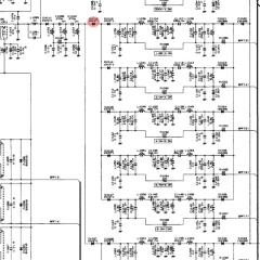 Часть схемы от FT1000 MV Field